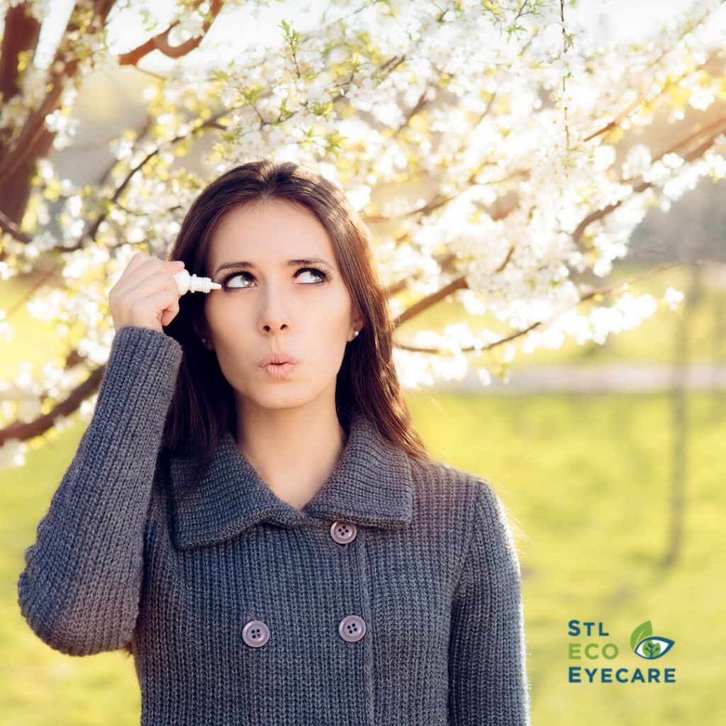 Our top tips on how to treat eye allergies